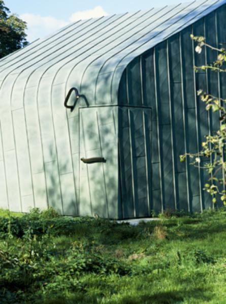 Garden House Client: Private client Engineer: Builder: X2 Location: Bunnik, NL